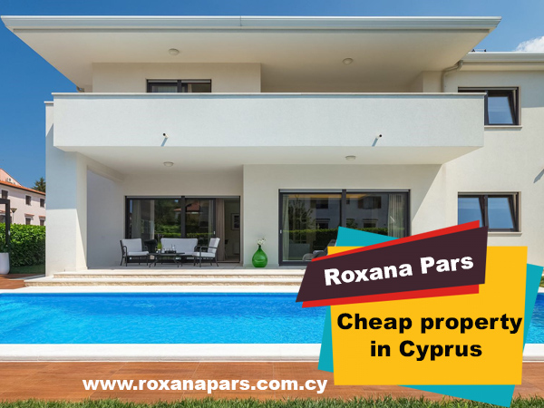 Buy cheap property in Larnaca Cyprus