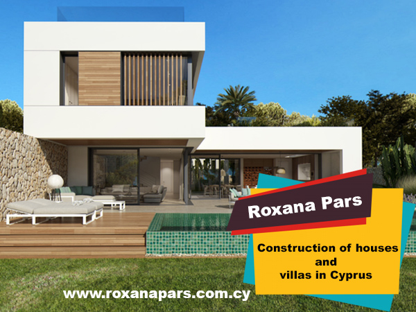 Construction of houses and villas in Cyprus And Larnaca